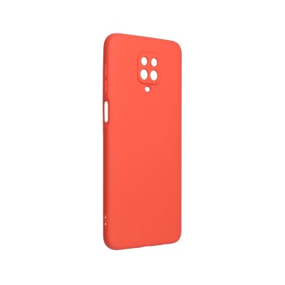 Funda Silicona Forcell Xiaomi Note 9S/9 Pro Rosa