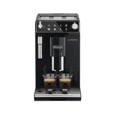 Máquina de Café De'Longhi Autentica Preta
