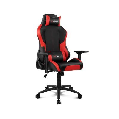 Cadeira Gaming Drift DR250 Preta/Vermelha (DR250R)