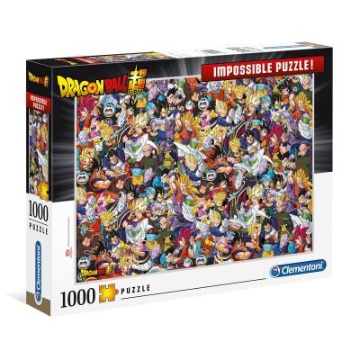 Puzzle Dragon Ball 1000 Peças