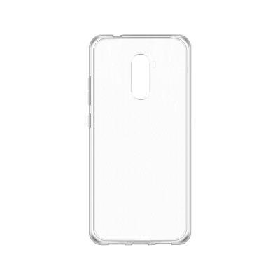 Capa Silicone Xiaomi Pocophone F1 Transparente