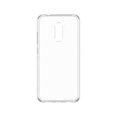 Silicone Case Xiaomi Pocophone F1 Transparent