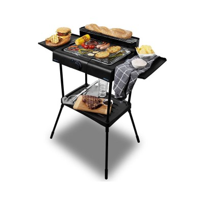 Electric Grill Cecotec PerfectSteak 4250 Stand 2400W Black