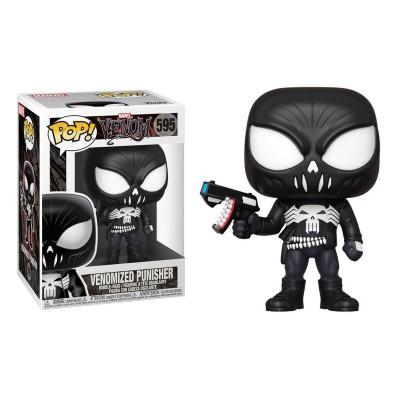 Funko Pop Venom - Venomized Punisher