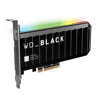 SSD Disk Western Digital  Black AN1500 1TB M.2 2280 NVMe (WDS100T1X0L)