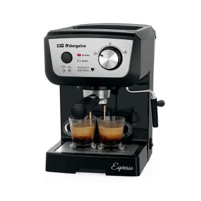 Coffee Machine Orbegozo EX 5000 Black