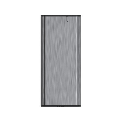 HDD/SSD Enclosure Aisens ASM2-007 M.2 SATA USB-C 3.1 Grey