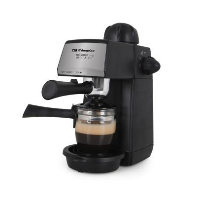Coffee Machine Orbegozo EXP 4600 Black