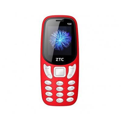 ZTC B250 Dual SIM Rojo
