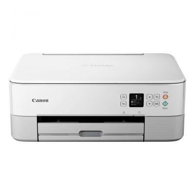 Multifunction Printer Canon PIXMA Wi-Fi/Duplex White (TS5351)