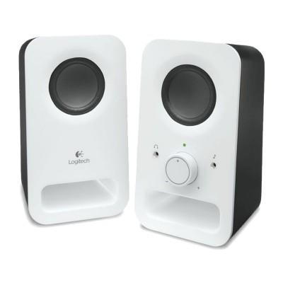 Speakers Logitech Z150 6W 2.0 White (Exposure Unit)