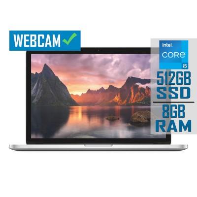 MacBook Pro 13'' A1502 Core i5 SSD 512GB/8GB Recondicionado