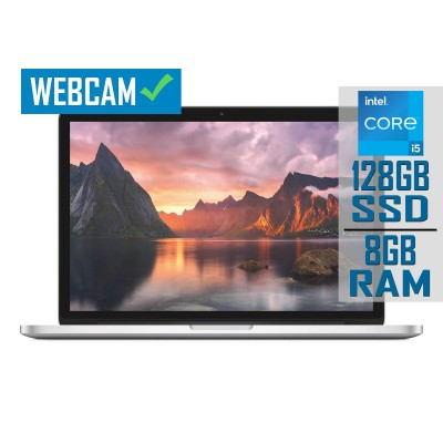 MacBook Pro 13'' A1502 Core i5 SSD 128GB/8GB Recondicionado