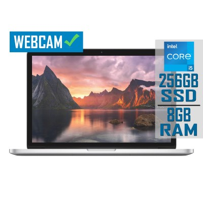 MacBook Pro 13'' A1502 Core i5 SSD 256GB/8GB Recondicionado