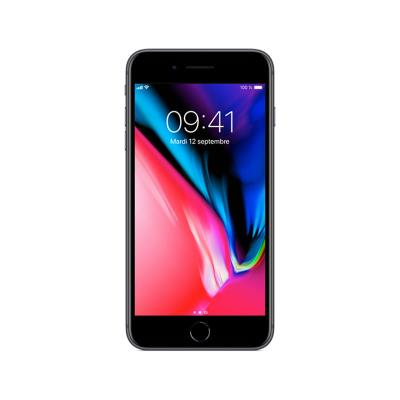 iPhone 8 Plus 64GB/3GB Cinzento Sideral Usado