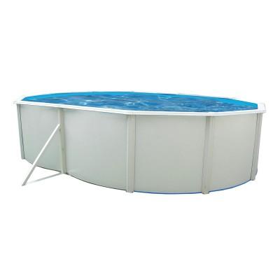 Pool QP 500x366x120 cm w/Sand Pump White