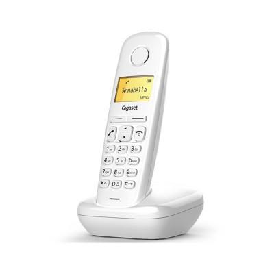 Telefone Fixo Sem Fios Siemens Gigaset A270 Branco