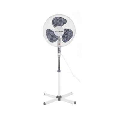 Standing Fan Crown 60W White