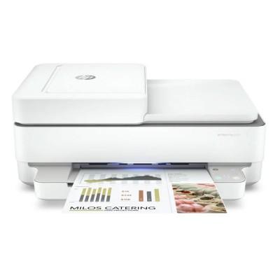 Impressora Multifunções HP Envy 6420e Wi-Fi/Duplex Branca