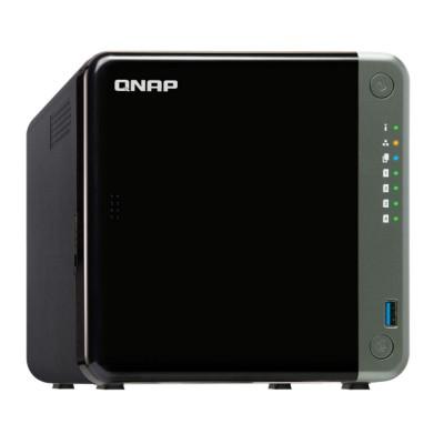 NAS QNAP TS-453D Celeron J4125 4GB 4 Bays Black