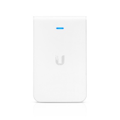 Access Point Ubiquiti Unifi AC In-Wall White (UAP-IW-HD)
