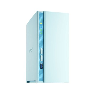 NAS QNAP TS-230 RTD1296 2 Bays Blue