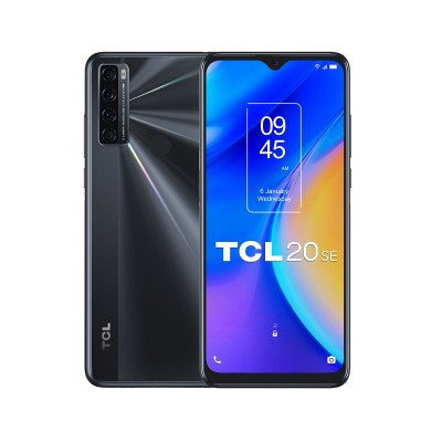 TCL 20 SE 64GB/4GB Dual SIM Black