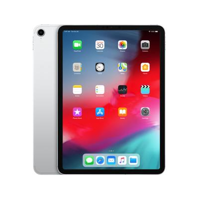 """iPad Pro 11"""" Wi-Fi + 4G (2018) 64GB/4GB Prateado"""