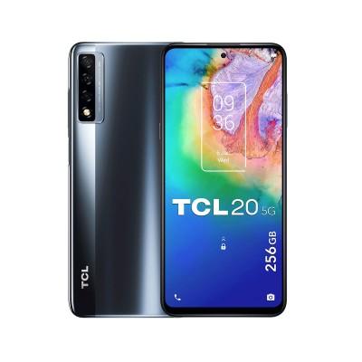 TCL 20 5G 256GB/6GB Dual SIM Cinzento