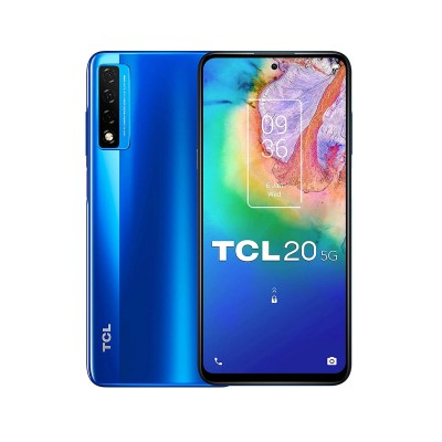 TCL 20 5G 256GB/6GB Dual SIM Azul