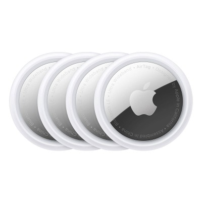 Finder Apple AirTag White (Pack of 4)