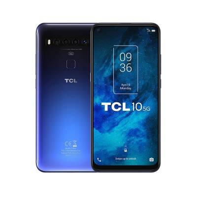 TCL 10 5G 128GB/6GB Dual SIM Blue