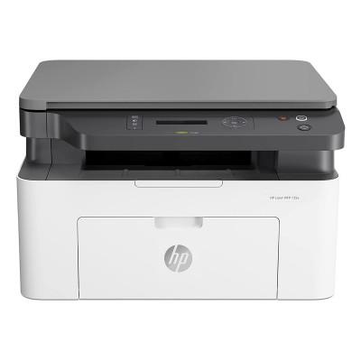 Impressora Multifunções Monocromática HP Laser MFP 135A Branca