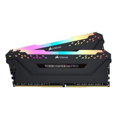 RAM Memory Corsair Vengeance RGB Pro 16GB DDR4 (2x8GB) 3600MHz (CMW16GX4M2D3600C16)