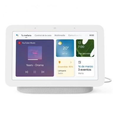 "Smart Speaker Google Nest Hub 2ª Generation Tiza 7"" White"