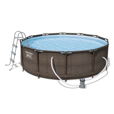 Pool Bestway 56709 366x100 cm w/Sand Pump
