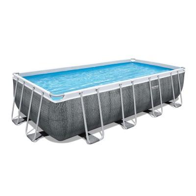 Pool Bestway 56996 488x244x122 cm c/Bomba de Filtro