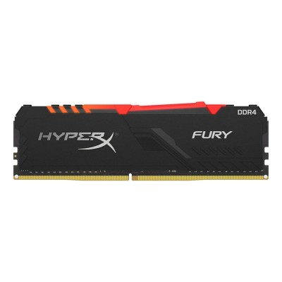 RAM Memory HyperX Fury 32GB DDR4 (1x32GB) 2666MHz RGB (HX426C16FB3A/32)