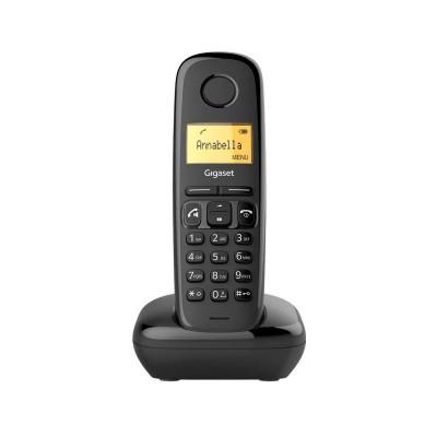 Telefone Fixo Sem Fios Siemens Gigaset A270 Preto