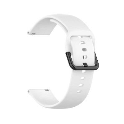 Silicone Bracelet Xiaomi Amazfit GTS/GTR White