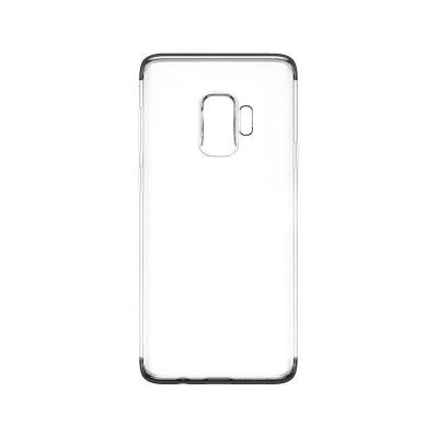 Silicone Baseus Case Samsung S9 Transparent/Black