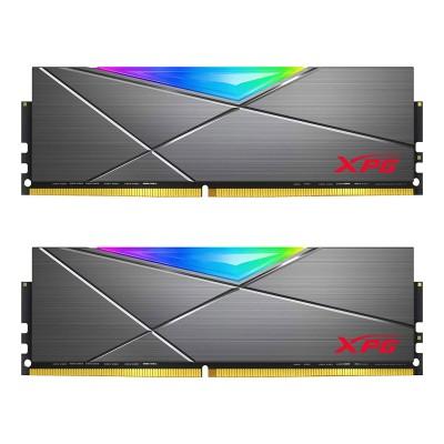 RAM Memory Adata XPG Spectrix D50 16GB DDR4 (2x8GB) 3200MHz (AX4U320016G16A-DT50)
