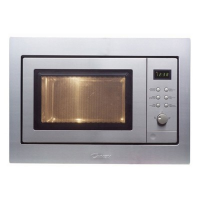 Micro-ondas Encastre Candy 800W 20L Cinzento (MIC201EXEE)