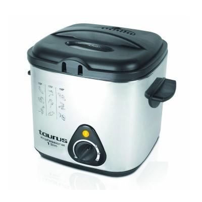 Fritadeira Taurus Profissional 1 Slim 1L 1000W Inox (972.953)