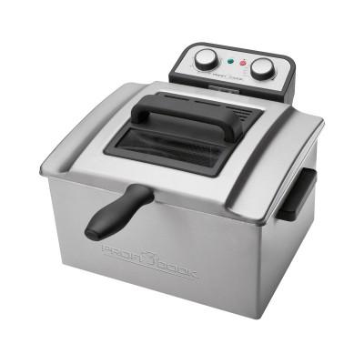 Fritadeira Proficook 5L 3000W Inox (FR-1038)