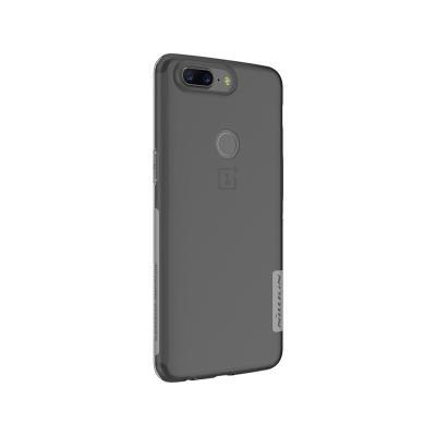 Capa Silicone Nillkin OnePlus 5T Transparente Escura