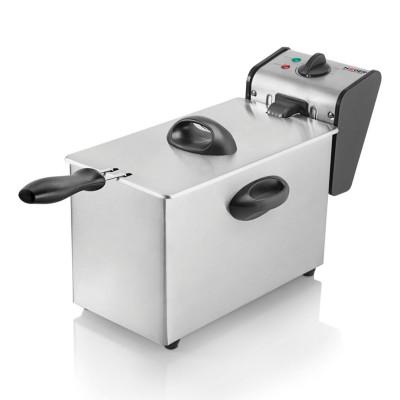 Fritadeira Haeger Pro Chips Plus 4L 2000W Inox (DF-4SS.014A)