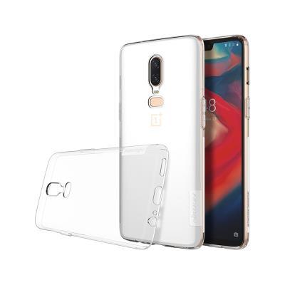 Capa Silicone Nillkin OnePlus 6 Transparente