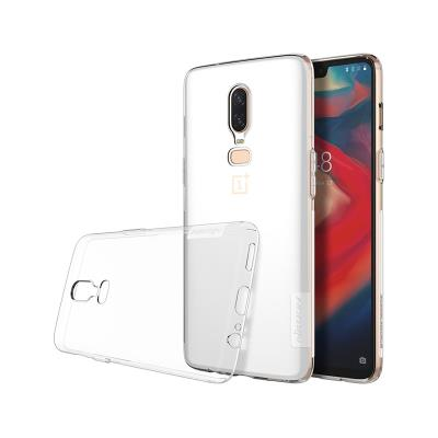 Nillkin Silicone Case OnePlus 6 Transparent