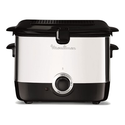 Fryer Moulinex Minifrito 1L 1000W Inox (AF220010)